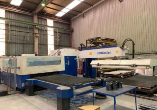 Trumpf 3050 laser cutting machine