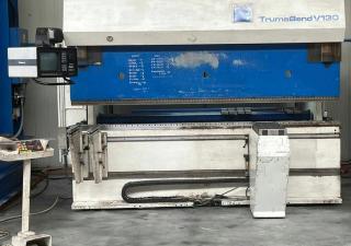 Trumpf TrumaBend V130 Press brake cnc/nc