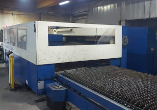 Trumpf Trumatic L3050 6 KW Laser Cutting Machine