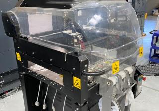 TWS QUADRA DVC EVO Pick-and-place machine
