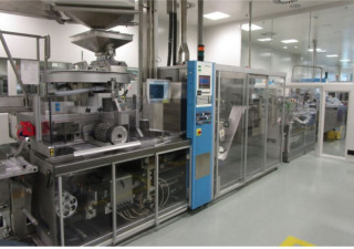 Uhlmann UPS 1030 MTK - C2205 Blister machine