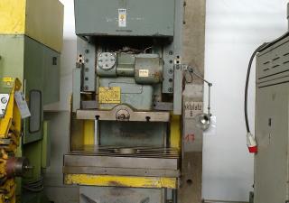 WMW PEE II 160 Single Column Eccentric Press