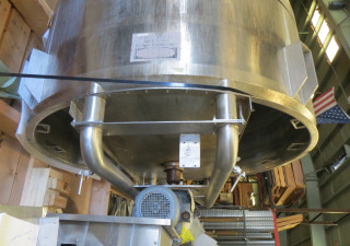 1100 Gallon Jac Stainless Steel