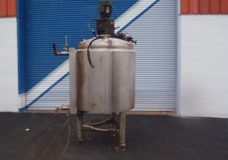 211 Gallon Cher Stainless Steel