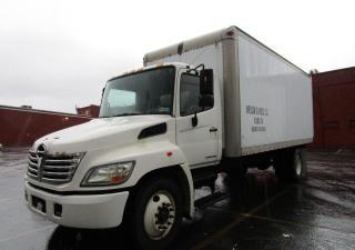 2009 Hino Box T Hino Box Truck