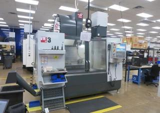 HAAS VM-3 CNC VMC