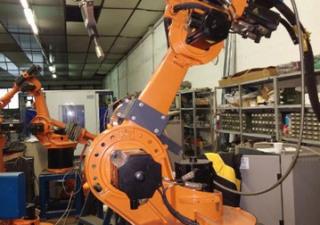 Kuka Robotic Plant