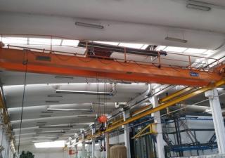 Puppinato Bridge Crane  6