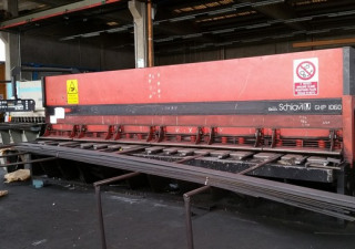 Schiavi Shear  GHP 6100