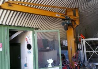 Pupinato Job Crane  2000