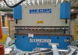 Mecos Press Brake  31
