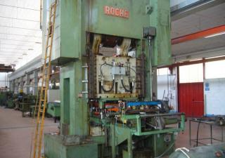 Roche Press  300 ton