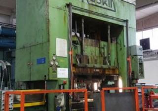 Raskin Press  300 ton