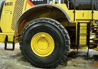 CAT  980K Wheel Load