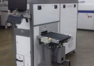 Jot Automation J501-57 Laser Depaneling Cell