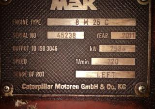 Europe Manufact MAK 8M25C