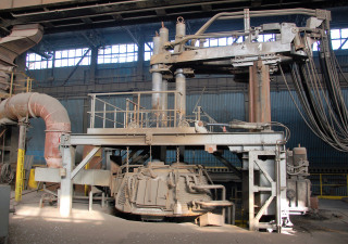 Ladle furnace EMIT