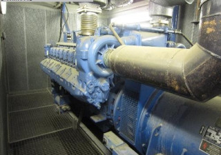 MTU, 1,3 MW 16V 396 TC 33