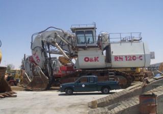 O&K 1999 RH120C