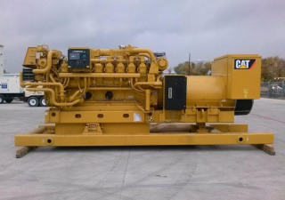 Caterpillar 3516C HD Petrol