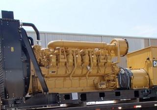Caterpillar 3516C Generator