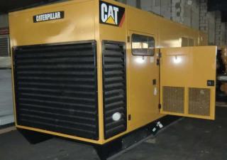 Caterpillar 3412 50Hz 580kW