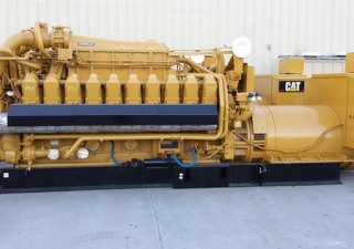 Caterpillar Used CAT G3520C