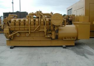 Caterpillar G3516 Generator