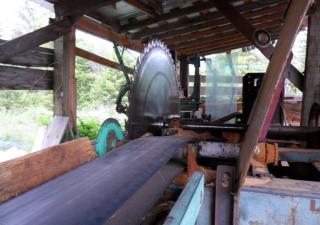 Complete SawMil Sawmill Dust-Cu