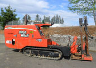 Ditch Witch JT520 Direction