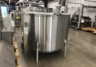 750 Gallon Stainless Steel
