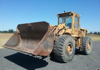 Used Caterpillar D6C for sale in USA - Kitmondo