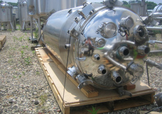 90 Gallon DCI  316 Stainless S