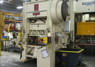 150 Ton L&J Punch press