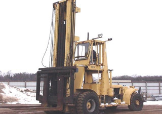 Hyster 80,000 lbs fork