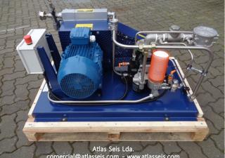 Atlas Seis Gas Compressor MCB90