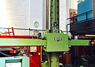 Bode Column and RC 4 x 3