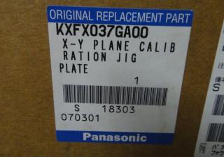 Panasonic X-Y Plane Calib