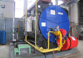 Steam Boiler,BI Model: Wee Chie