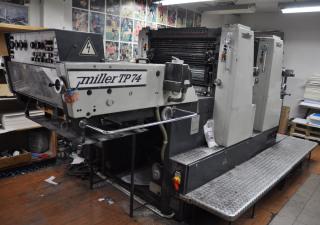 Miller johannis TP 74-2 colour