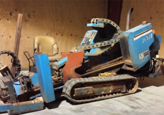 Ditch Witch Dir JT520