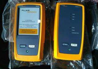 NEW Fluke Netwo DSX-5000