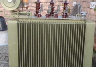 Strömberg Transformer KTMU 24 NA 630 kvA 15/0.4 kV