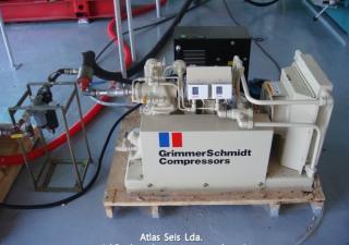 Grimmerschmidt Compressor 80 PSIG 30 CFM