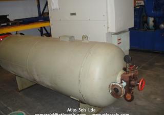 Termojet Air Pressure Vessel 30 BAR