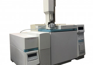 Agilent 6890 Plus GC &