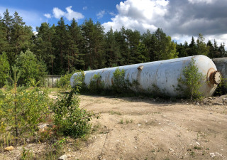 177 m3 S355 Ste Storage Tanks