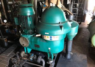 GEA Westfalia OSE 80 Oil Sepa