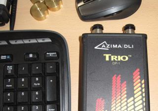 Azima DLI Trio CX10 (upgraded from CX7)
