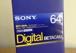 Sony Digital Betacam